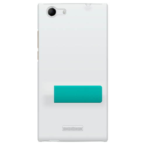 Coque Stand Back Cover Ridge Fab 4G Blanc