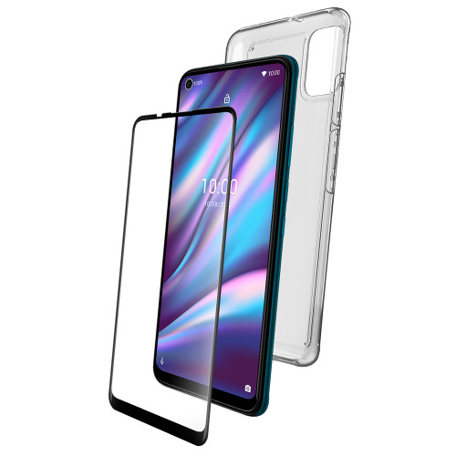 Pack Coque + Verre trempé View5 - View5 Plus
