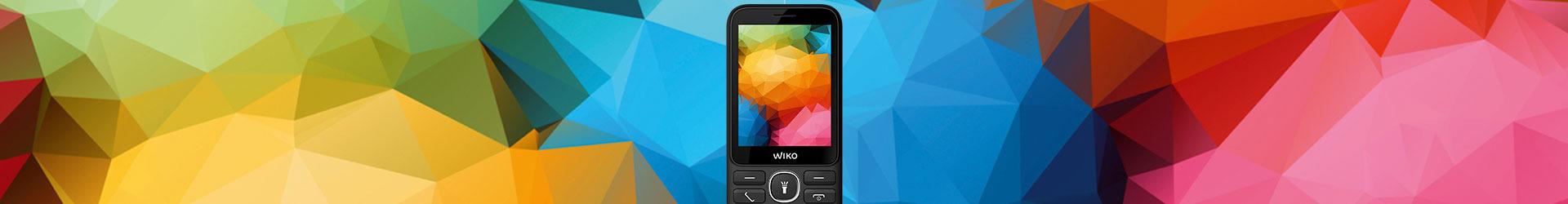 Features Phones Wiko