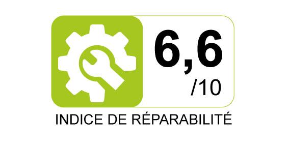 Indice de réparabilté - 6.6