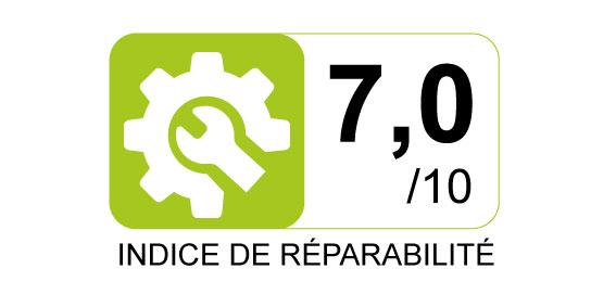 Indice de réparabilité 7