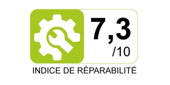 Indice de réparabilité - 7.3